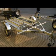 Carro Arrastre Aerovan 3 Motos 39L