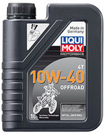 Aceite Liqui Moly 10w40 OffRoad