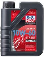 Aceite Liqui Moly 10W-60 STREET RACE