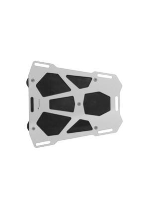Portaequipajes del Asiento del Acompañante Para BMW R1200GS Desde 2013, Plateado (01-045-5460-0)