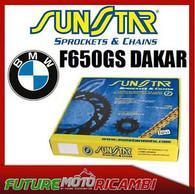 Kit Transmisión Sunstar F650 Dakar