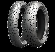 Michelin Pilot Road 4 Trail Trasero R TL 170/60-R17 (146096)