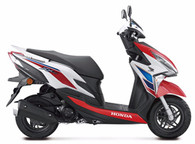 Motorcycle Rental HONDA RX125 (D)