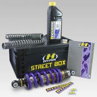 Combo Box Suspensión F800GS