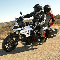Motorcycle Rental BMW F700GS (RCC-R-BMW-F700GS)