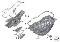 Empaquetadura BMW para F650/F700/F800 GS/R/ST
