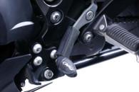 Cubierta protectora de palanca de cambio para que no ensucies tus zapatos cuando manejas tu motocicleta.