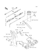 Cable Embrague KLR650 E (54011-0556)