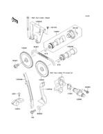 Empaquetadura para Tensor Cadena Valvulas KLR650 E (11061-0427)