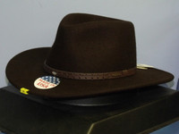 Stetson Sturgis Crushable Wool Western Hat