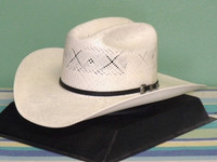 George Strait All My Ex's 20X Shantung Cowboy Hat