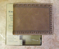 Ariat Aztec Bi-Fold Wallet With Removable Passcase