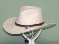 Stetson Lawton Crushable Wool Western Hat