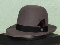 Stetson Premier Whippet Open Crown Fur Fedora