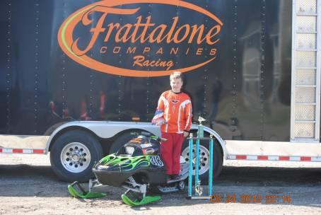 Congratualtions Logan Frattalone