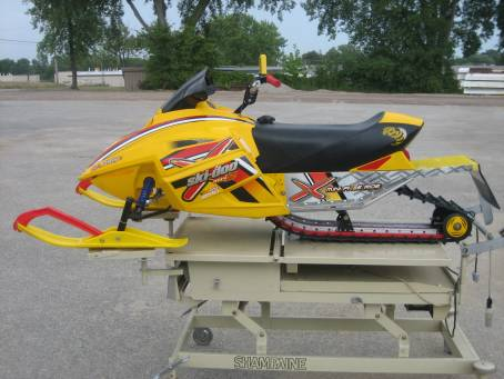 Ski Doo Mini Freeride longtrack