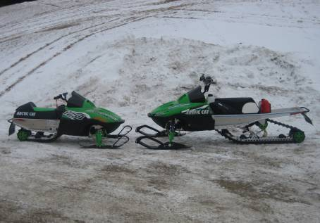 Arctic Cat 120 longtrack