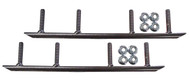 Non Carbide Wearbars for C&A Pro Skis (PRICE REDUCED!)