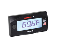 KOSO MINI 3 - DUAL TEMPERATURE METER