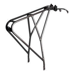 Tortec Velocity Rear Pannier Rack Black