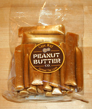 Peanut Butter Candy Straws