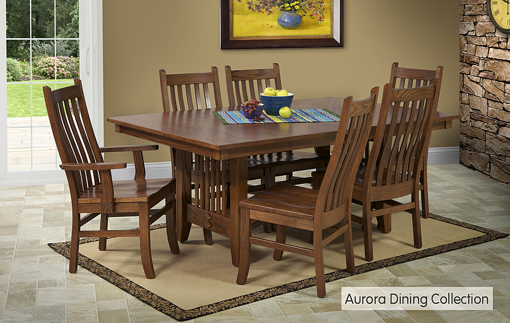 Aurora Dining Collection