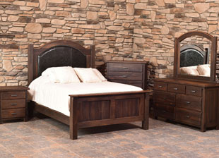 Barnwood Quincy Bedroom Collection