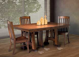 Christy Extension Dining Collection
