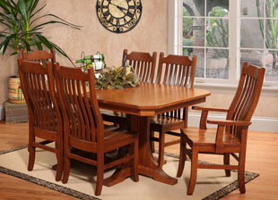 Copper Canyon Dining Collection