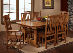 Hacienda Dining Collection