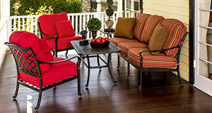 Berkshire Hanamint Outdoor Furniture