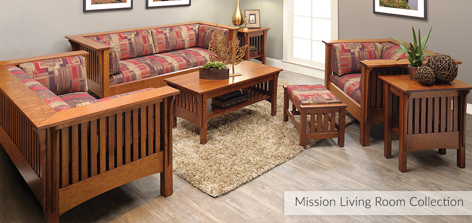 mission living room collection southern outdoor furniture