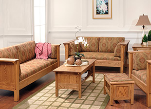 Shaker Living Room Furniture