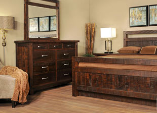Timber Bedroom Collection