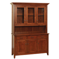Amish Handcrafted Frontier Hutch 530