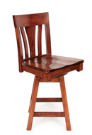 "Metro 24"" Swivel Stool"