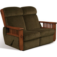 Amish Handcrafted Washington Loveseat