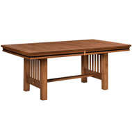 Amish Handcrafted Richmond Dining Table