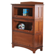 Barrister Mission 3-Door Bookcase | Southern Outdoor Living in Kentucky