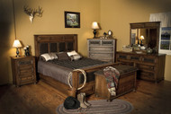 Amish Handcrafted Canyon Creek Bedroom