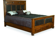 Amish Handcrafted Canyon Creek #1382 Queen Bed
