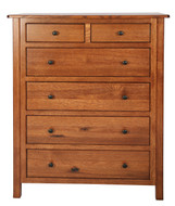Amish Handcrafted #12 Cornwell Chest of Drawers