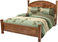 Amish Handcrafted #27 Shaker Summit Bed