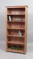 Amish Handcrafted Doughty Ridge Bookcase