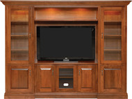 Amish Handcrafted 5200 Style Entertainment Center