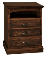 Amish Handcrafted Adrianna Nightstand