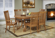 Amish Handcrafted Chelsea Dining Set | Southern Outdoor Furniture