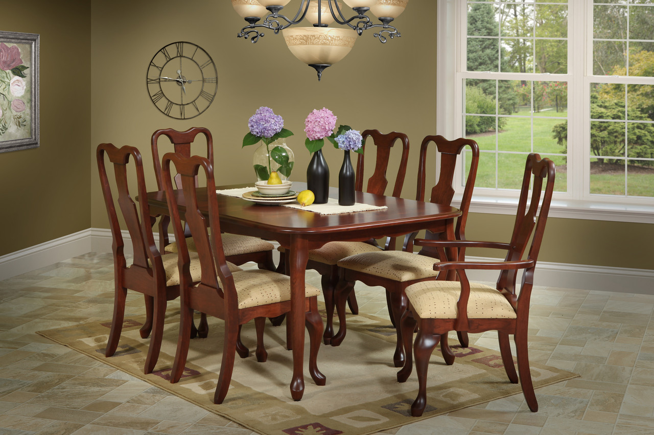 Amish Handcrafted New London Dining Set Southern Outdoor
