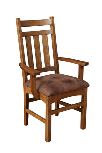 Amish Handcrafted Valencia Dining Chair Southern Outdoor Furniture
