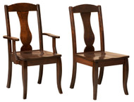 Amish Handcrafted  Austin Dining Chair